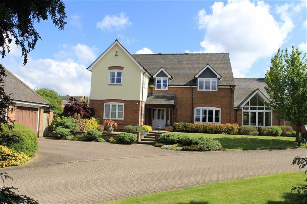 5 Bedrooms Detached House for sale in Home Close, South Croxton, Leicester