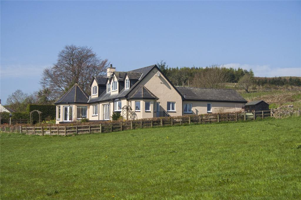 4 Bedrooms Detached House for sale in Little Balloch, By Kirriemuir, Angus, DD8