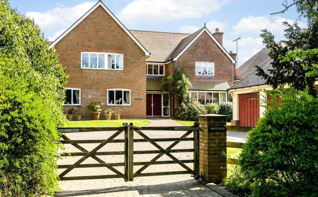 5 Bedrooms Detached House for sale in Church Lane, Preston, Hitchin, Hertfordshire, SG4