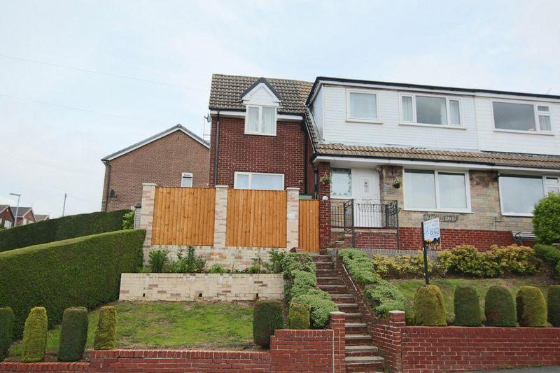 5 Bedrooms Semi Detached House for sale in Woodbank Road, Littleborough OL15 0DR