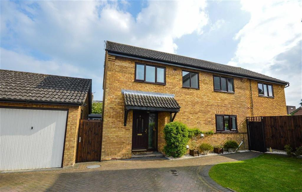 5 Bedrooms Detached House for sale in Chequers Close, Buntingford, Hertfordshire, SG9