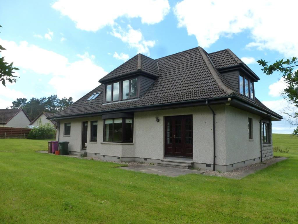 5 Bedrooms Detached House for sale in Blaven, Hallowood Road, Troves, Elgin, Moray, IV30