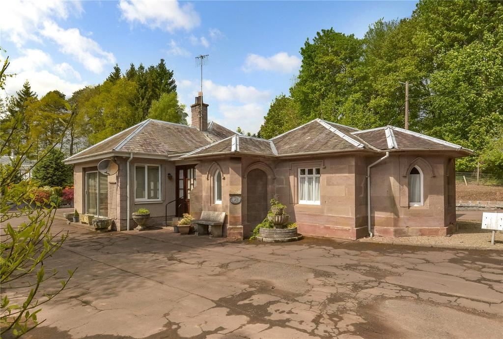 4 Bedrooms Detached House for sale in West Lodge, Methven Castle, Methven, Perthshire, PH1