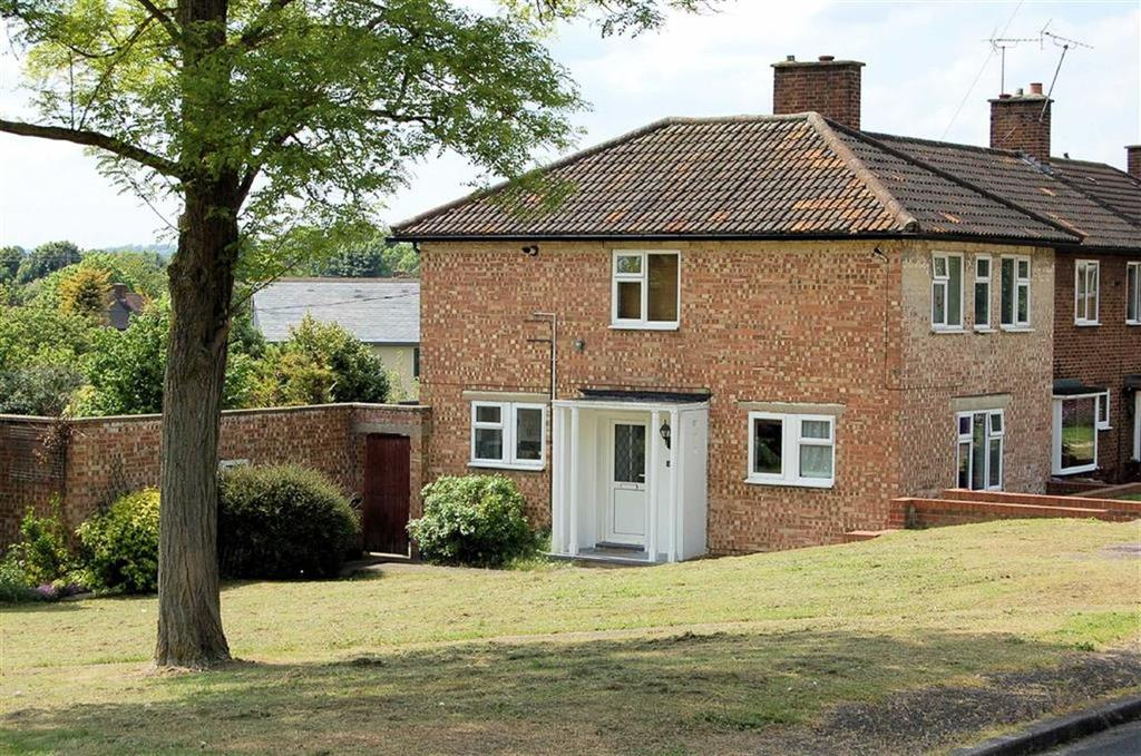 3 Bedrooms End Of Terrace House for sale in Highover Way, Hitchin, Hertfordshire