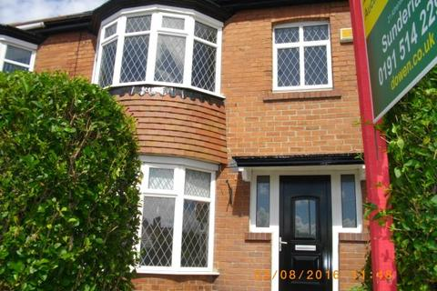 3 bedroom semi-detached house to rent - VIEWFORTH TERRACE, FULLWELL MILL, SUNDERLAND NORTH