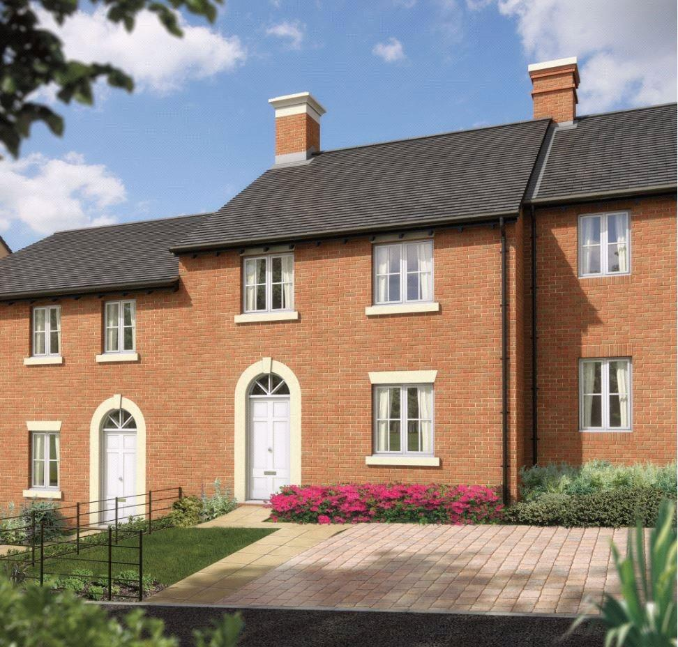4 Bedrooms End Of Terrace House for sale in The Ferrars, 35 Pitt Road, Winchester, Hampshire, SO22