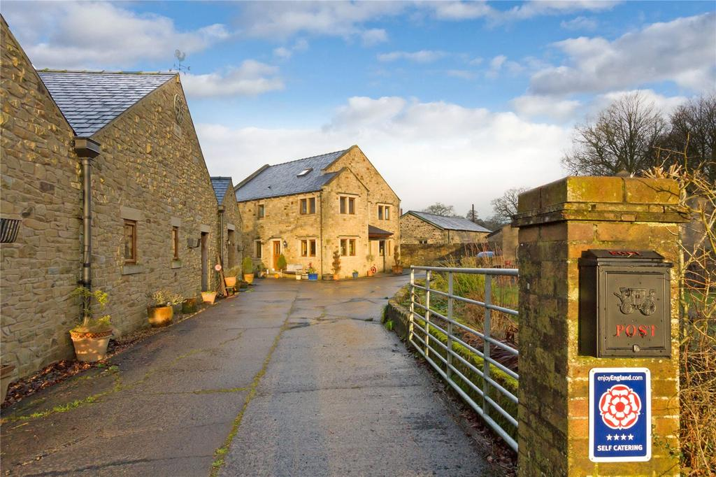 5 Bedrooms Detached House for sale in Holden Lane, Bolton By Bowland, Clitheroe, Lancashire, BB7