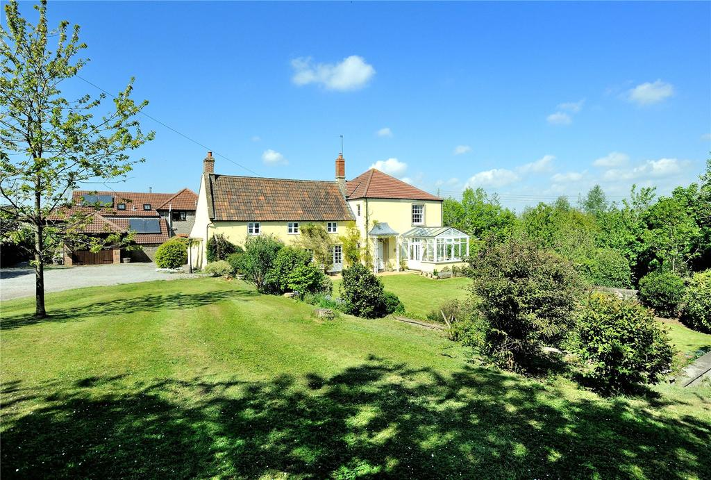 5 Bedrooms Detached House for sale in Ditcheat, Somerset