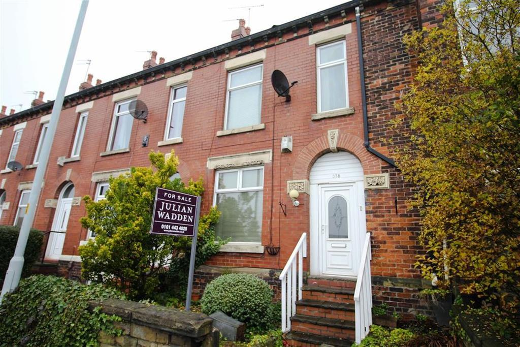 3 Bedrooms Terraced House for sale in Reddish Road, South Reddish, Stockport