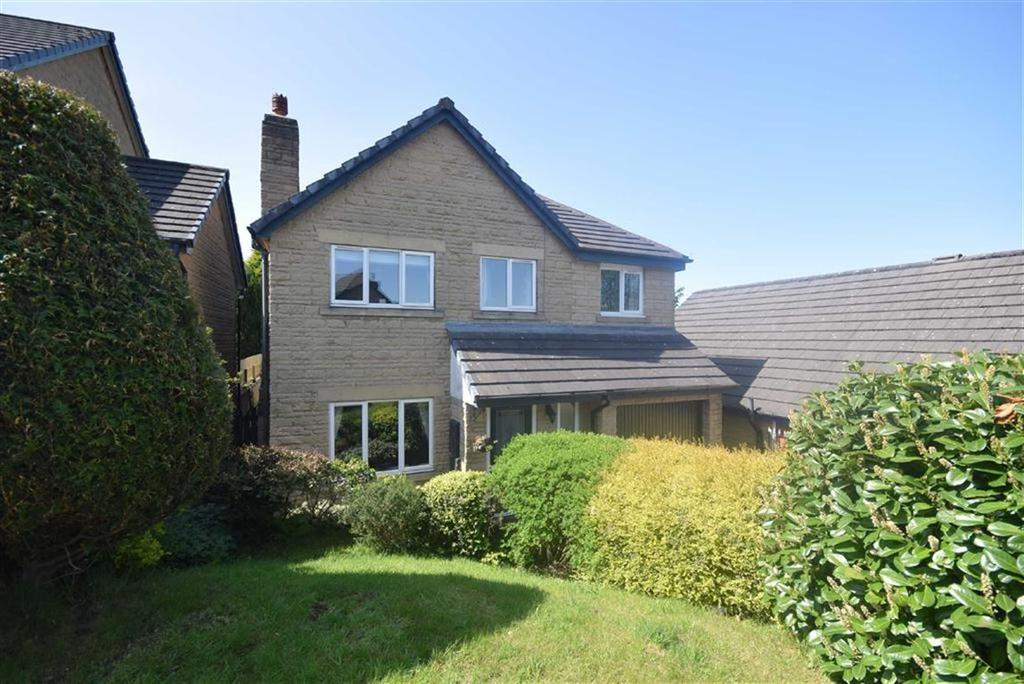 4 Bedrooms Detached House for sale in Ribchester Way, Brierfield, Lancashire