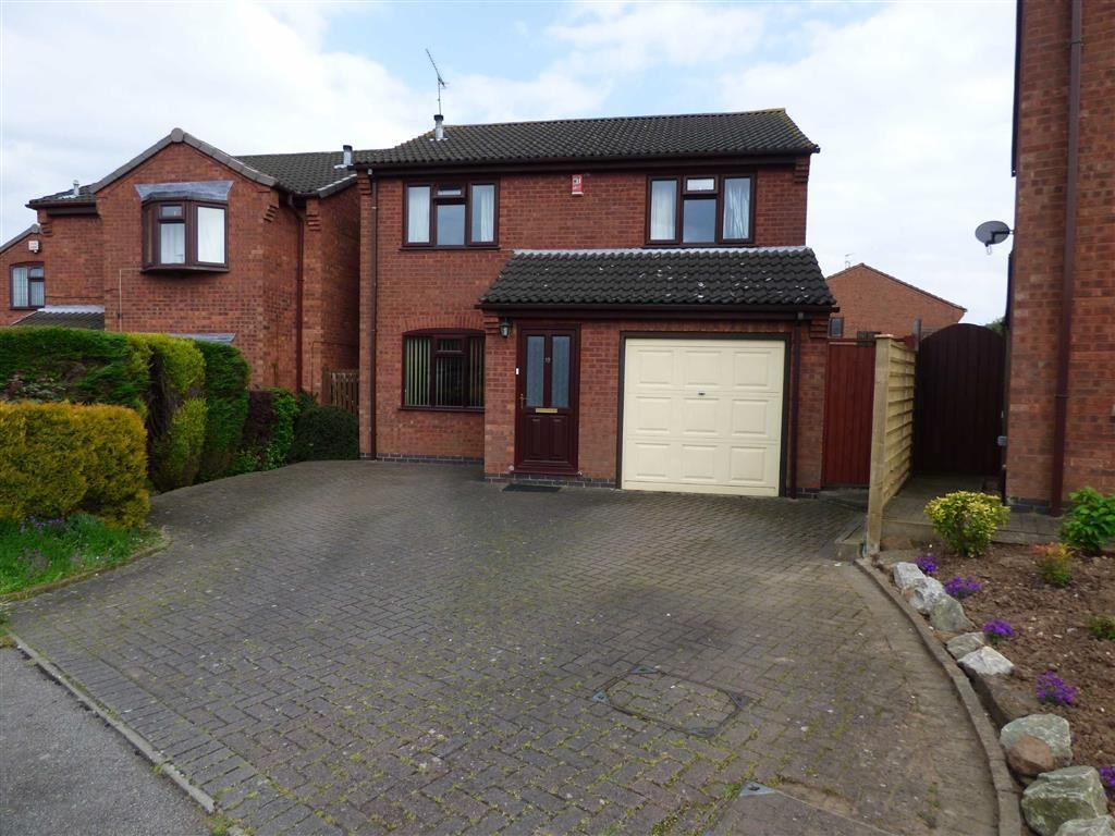 4 Bedrooms Detached House for sale in Solent Drive, Walsgrave, Coventry