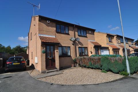 2 bedroom semi-detached house to rent - Hambleton Close, Elsecar