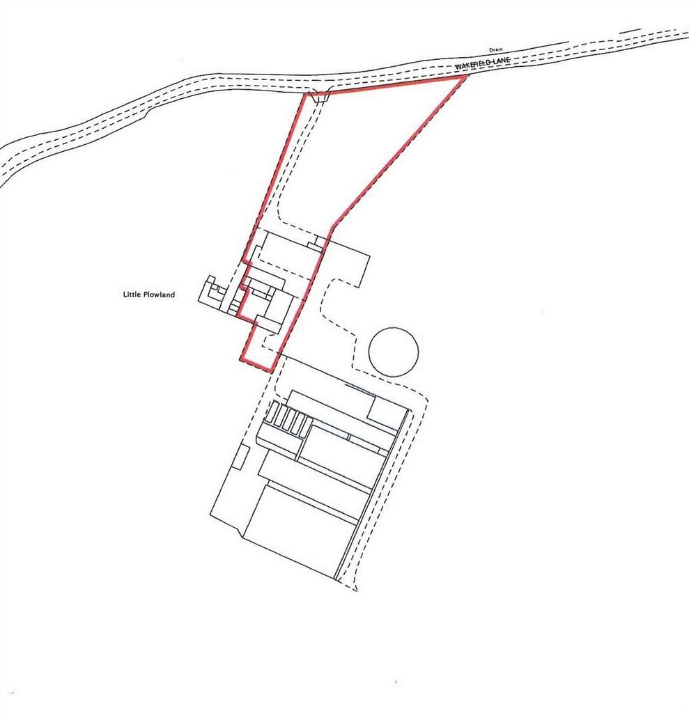 Land Commercial for sale in Barns and Land,, Holmpton Road, Patrington, East Riding of Yorkshire