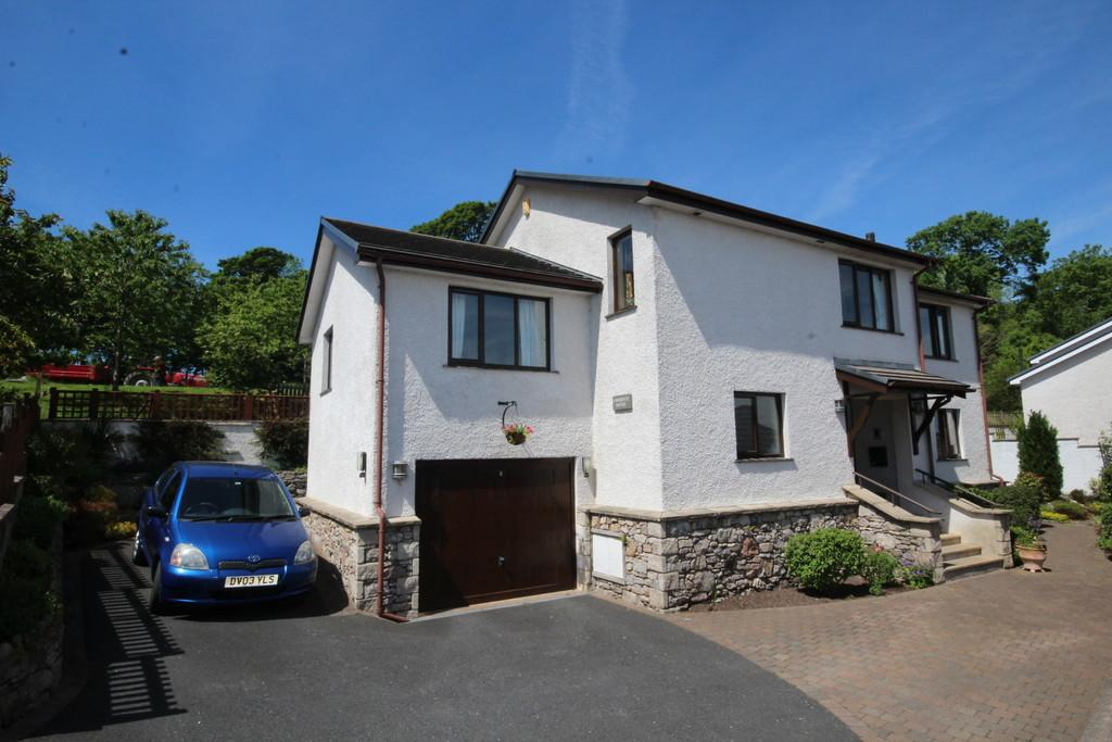 3 Bedrooms Detached House for sale in Ashridge House, 16 Great Heads Road, Grange Over Sands