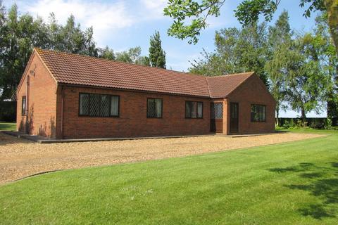 4 bedroom detached bungalow for sale - Black Lane, Tydd St Giles