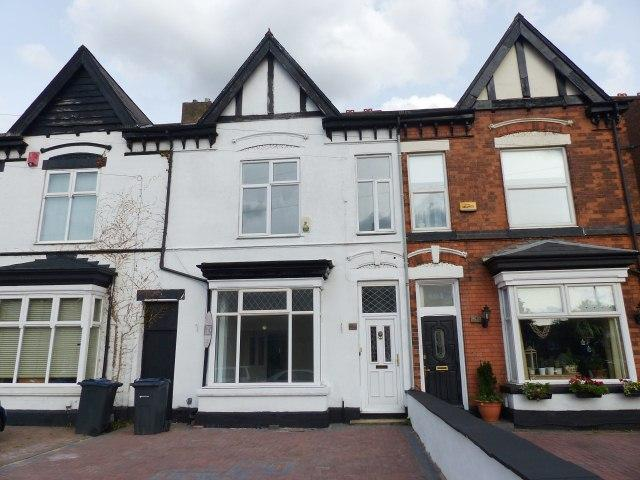 5 Bedrooms Terraced House for sale in Boldmere Road,Boldmere,Sutton Coldfield