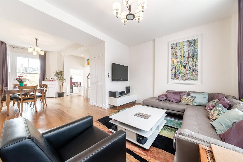 2 Bedrooms Flat for sale in Damer Terrace, Chelsea, London