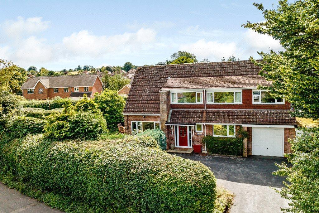 5 Bedrooms Detached House for sale in Sherborne St John, Basingstoke, Hampshire, RG24