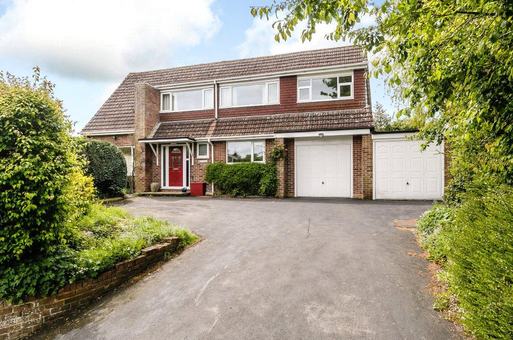 5 Bedrooms Detached House for sale in Cranes Road, Sherborne St. John, Basingstoke, Hampshire, RG24