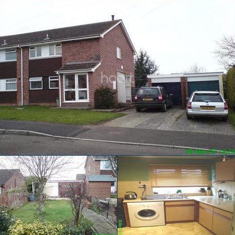 1 bedroom flat to rent - Meadway, Bridgwater