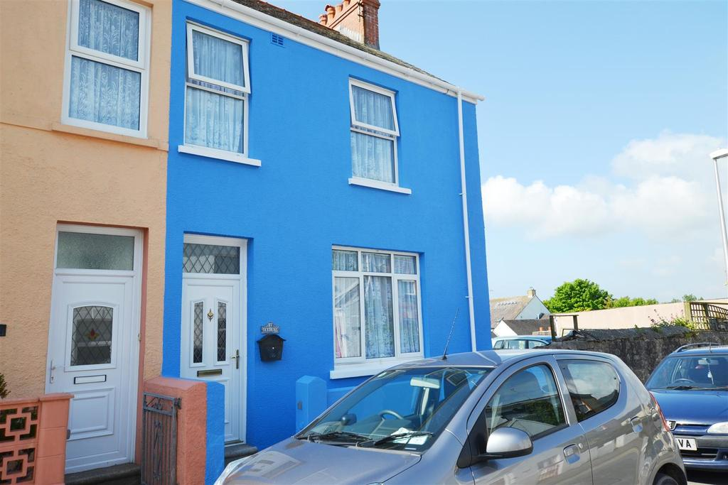 5 Bedrooms End Of Terrace House for sale in Tenby