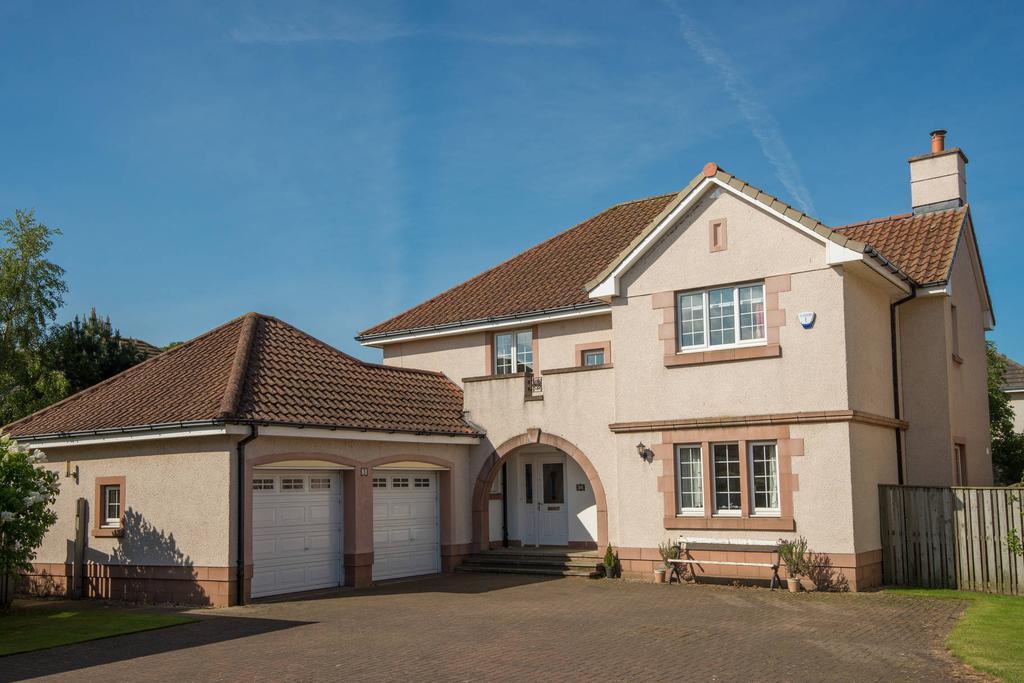 5 Bedrooms Detached House for sale in 3 Garleton Park, Aberlady, EH32 0UH