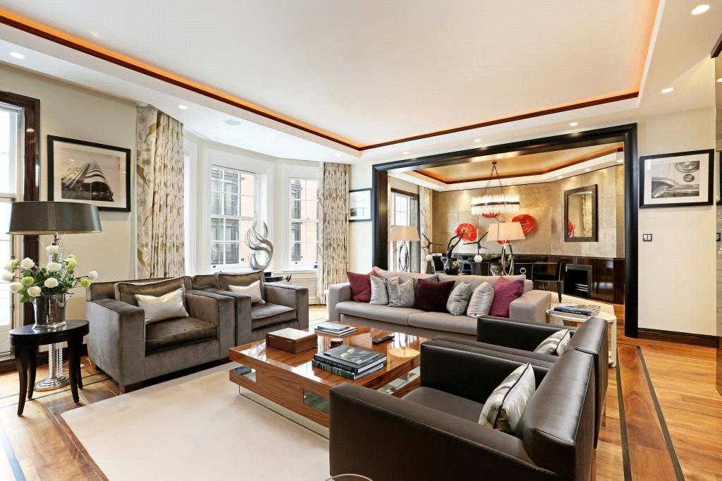 4 Bedrooms Flat for sale in Davies Street, Mayfair, London, W1K