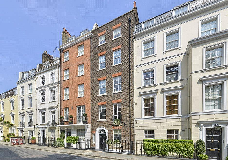 6 Bedrooms Terraced House for sale in Chesterfield Hill, Mayfair, London, W1J
