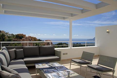 3 bedroom villa  - Calle Cornisa, Alicante, Altea