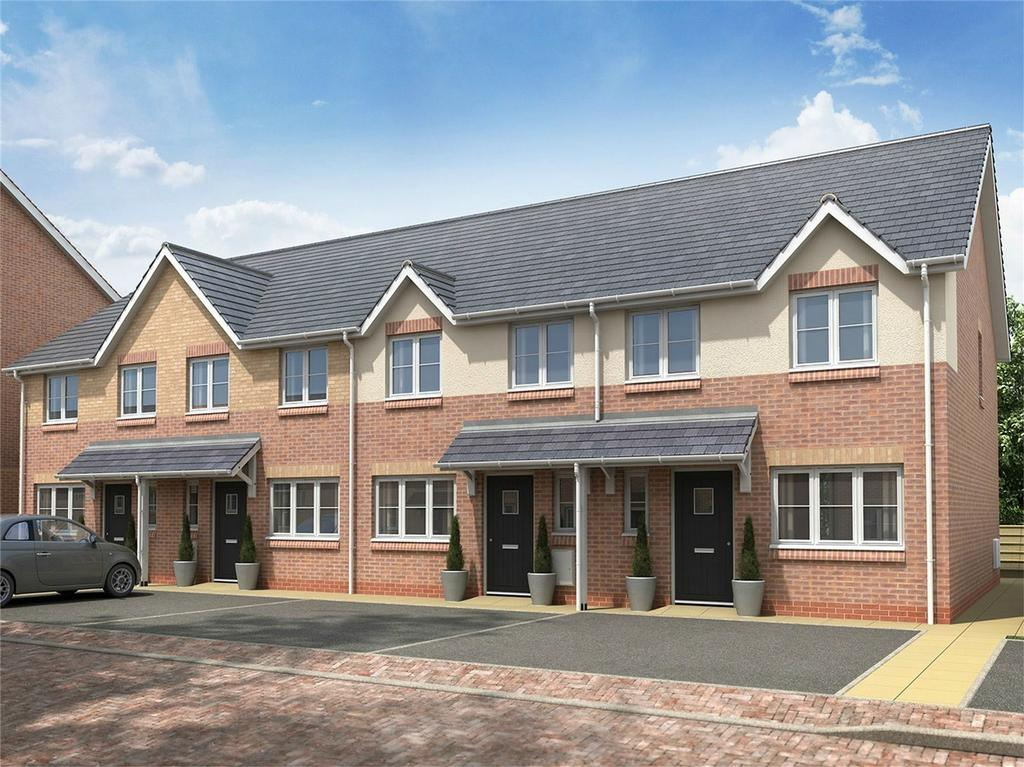 3 Bedrooms End Of Terrace House for sale in Oliver's Heights, Bluebery Way, Scarborough