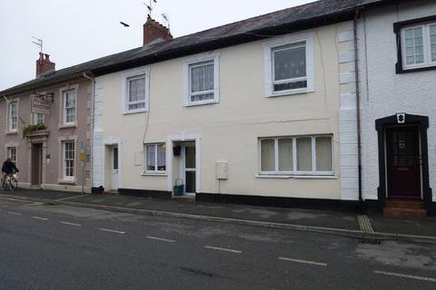 1 bedroom flat to rent - 41 Stone Street, Llandovery, Carmarthenshire.