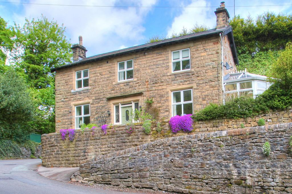 3 Bedrooms Detached House for sale in Lydgate, Eyam, Hope Valley