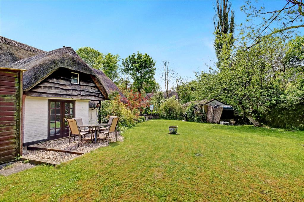 4 Bedrooms Detached House for sale in Sunton, Collingbourne Ducis, Marlborough, Wiltshire