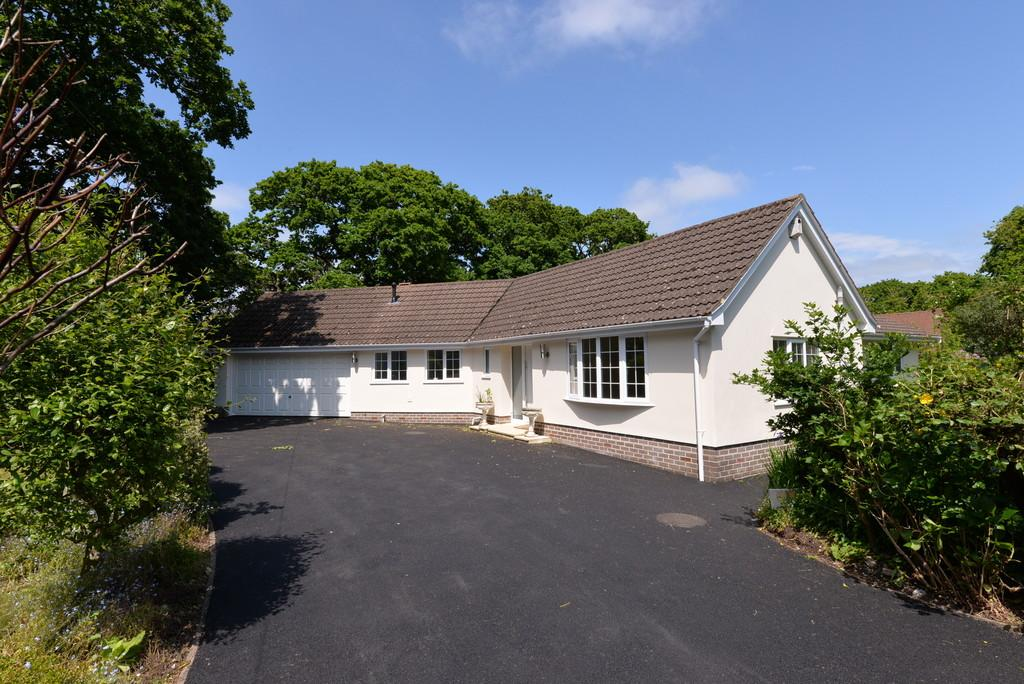 3 Bedrooms Detached Bungalow for sale in Barton Common Road, Barton on Sea