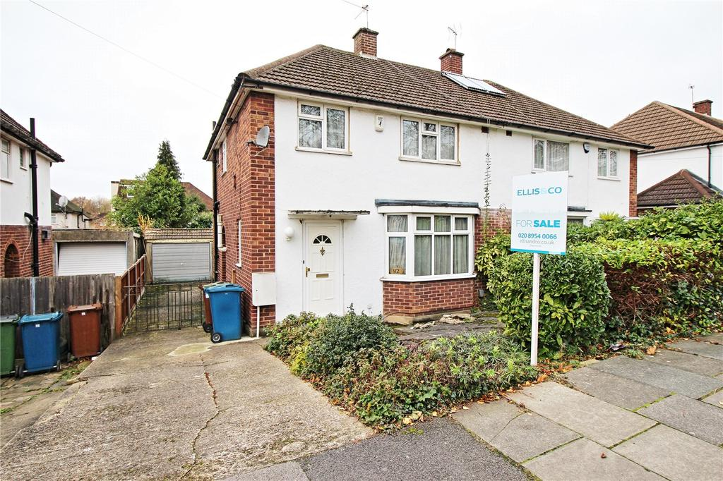 3 Bedrooms Semi Detached House for sale in Marsh Lane, Stanmore, Middlesex, HA7