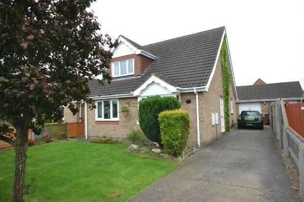 3 Bedrooms Detached House for sale in Strawberry Hill, Waltham, GRIMSBY