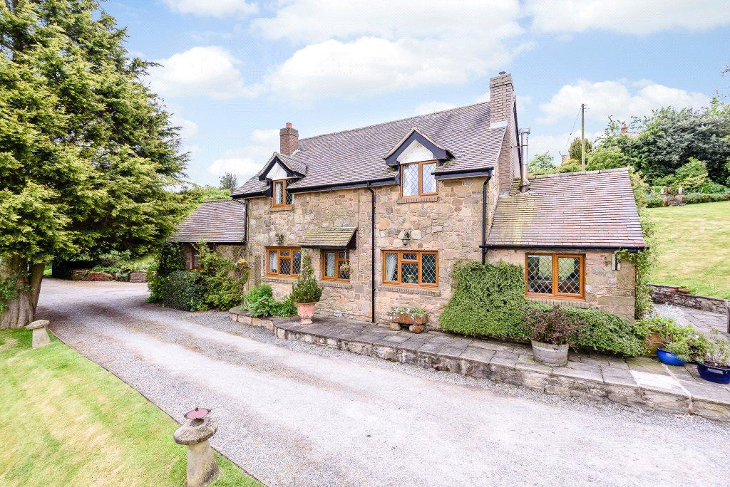 3 Bedrooms Detached House for sale in Cardington Moor, Cardington, Church Stretton, Shropshire