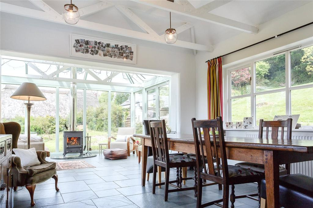 4 Bedrooms Detached House for sale in Manaton, Newton Abbot, Devon