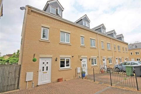 4 bedroom end of terrace house for sale - Brothers Place, Cambridge, CB1