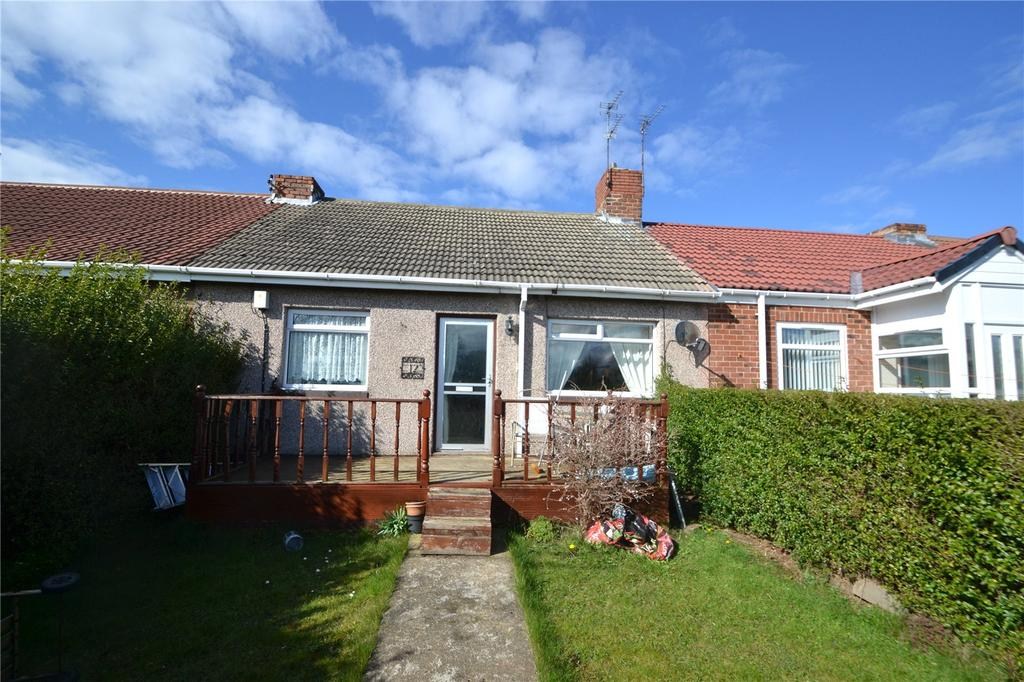 2 Bedrooms Terraced Bungalow for sale in Durham Avenue, Horden, SR8