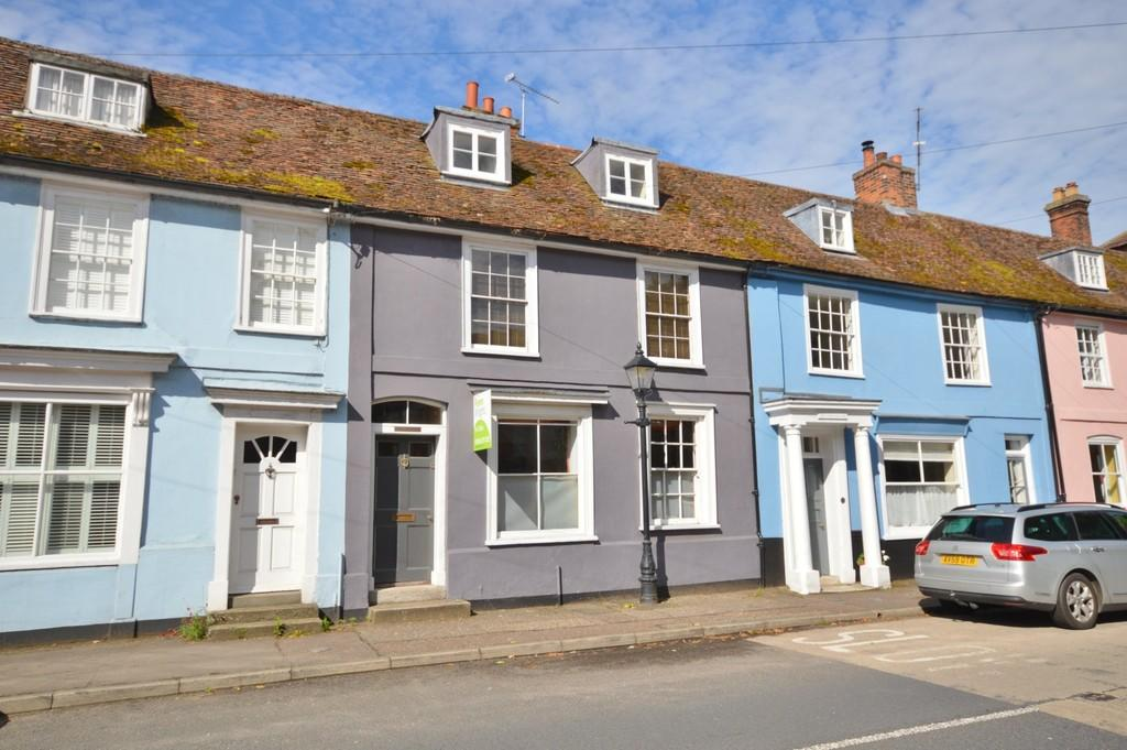 5 Bedrooms Terraced House for sale in High Street, Mistley, Manningtree, CO11 1HD