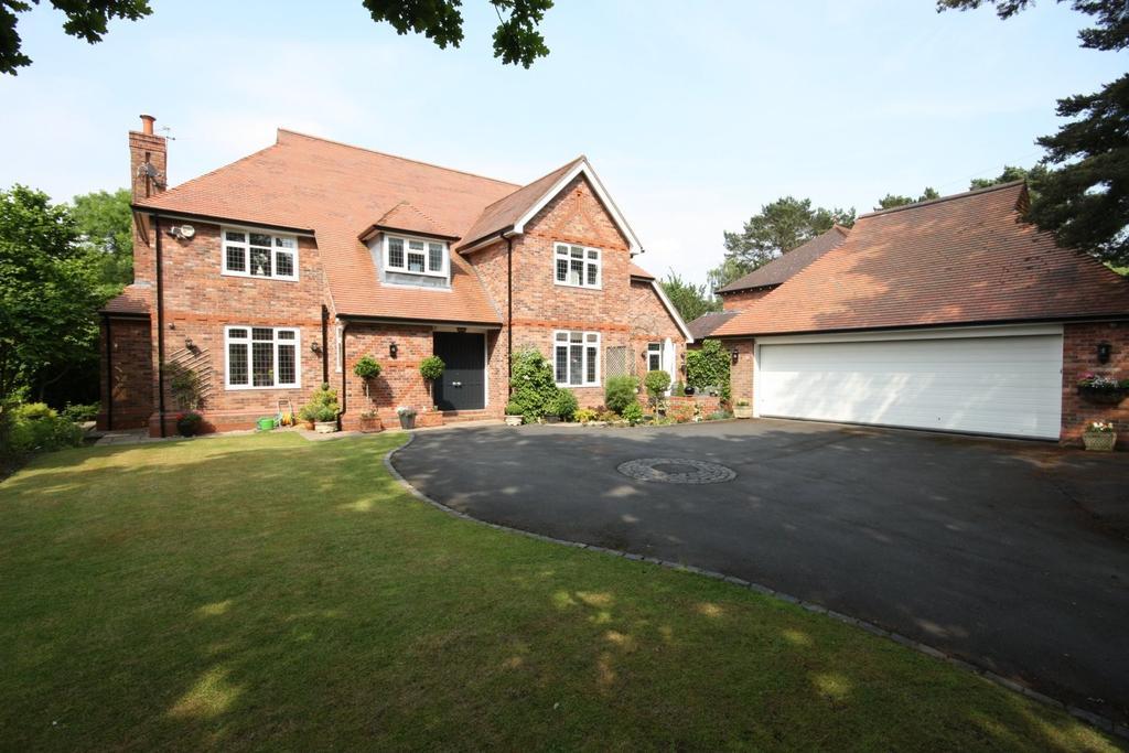 6 Bedrooms Detached House for sale in Torkington Road, Wilmslow