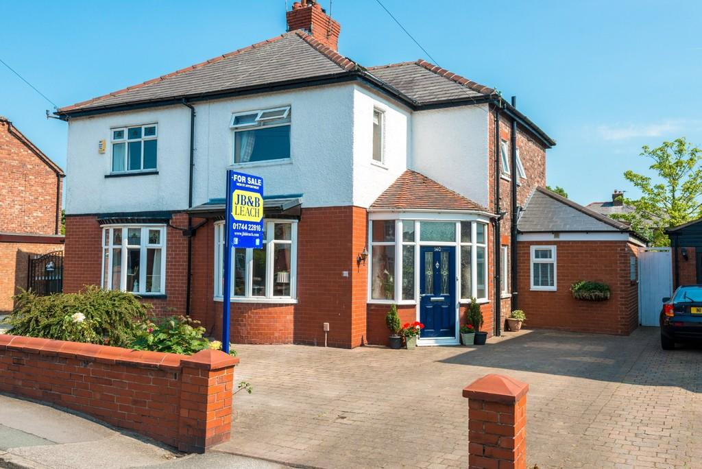 3 Bedrooms Semi Detached House for sale in Kiln Lane, Eccleston
