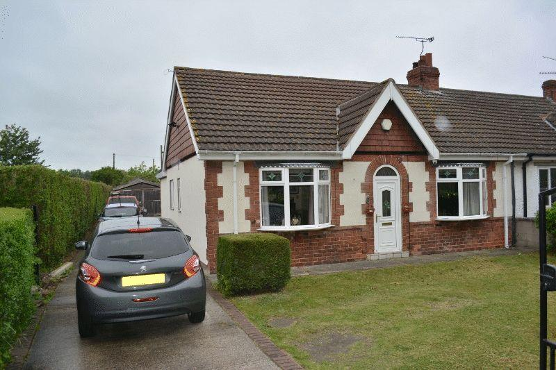 2 Bedrooms Detached Bungalow for sale in Burringham Road, Scunthorpe