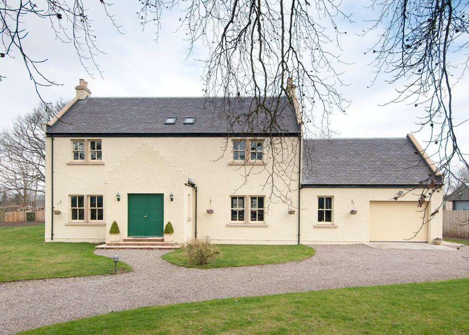 4 Bedrooms Detached House for sale in Birch House, Ardler, Blairgowrie, Perth and Kinross, PH12