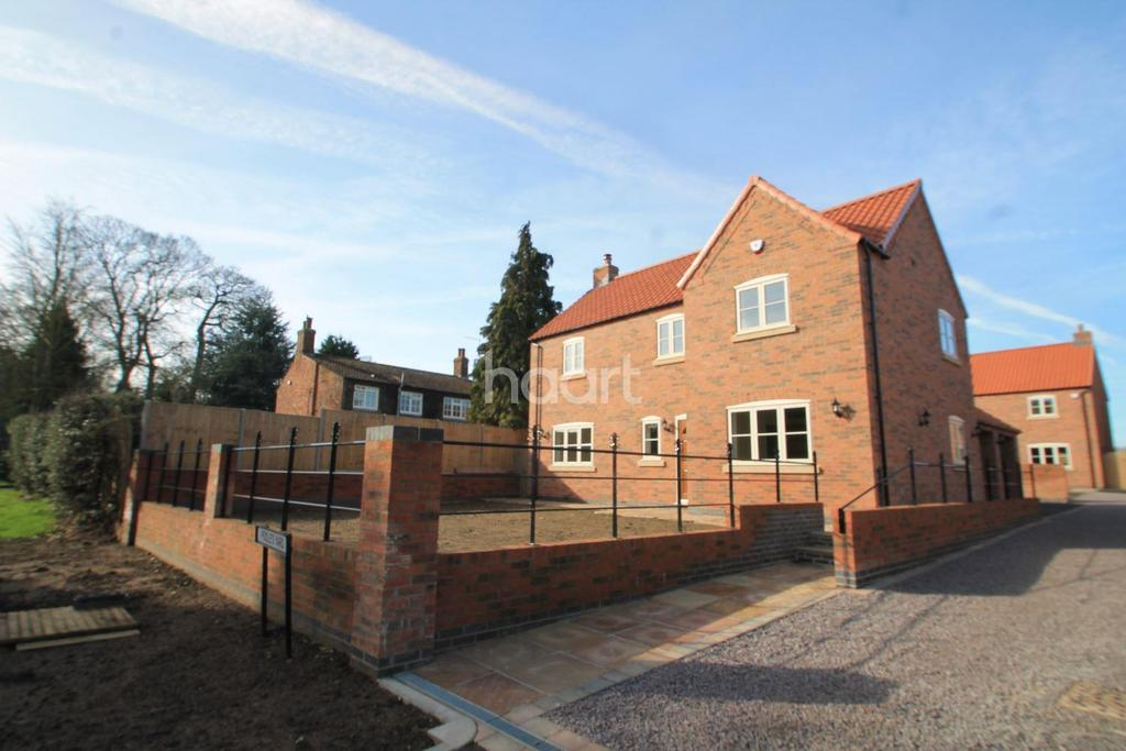 4 Bedrooms Detached House for sale in Pooles Yard, Normanton on Trent