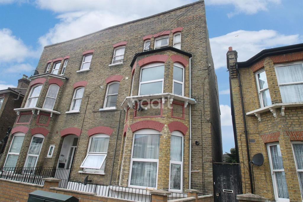 1 Bedroom Flat for sale in Cecil Road,Upton Park