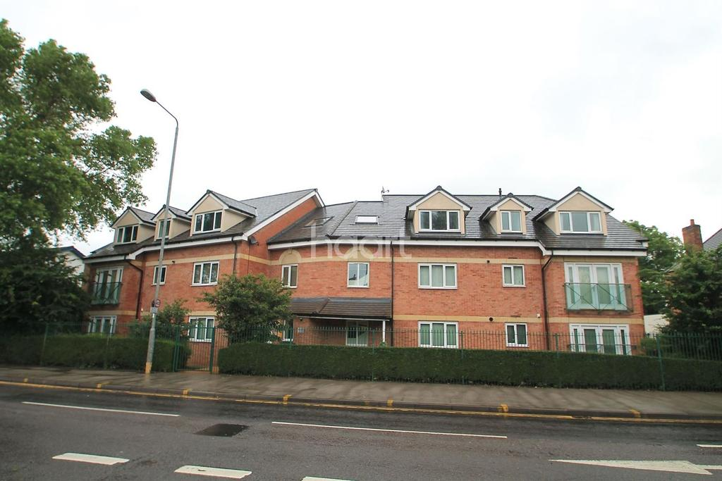 2 Bedrooms Flat for sale in Spring Court, West Bridgford, Nottinghamshire