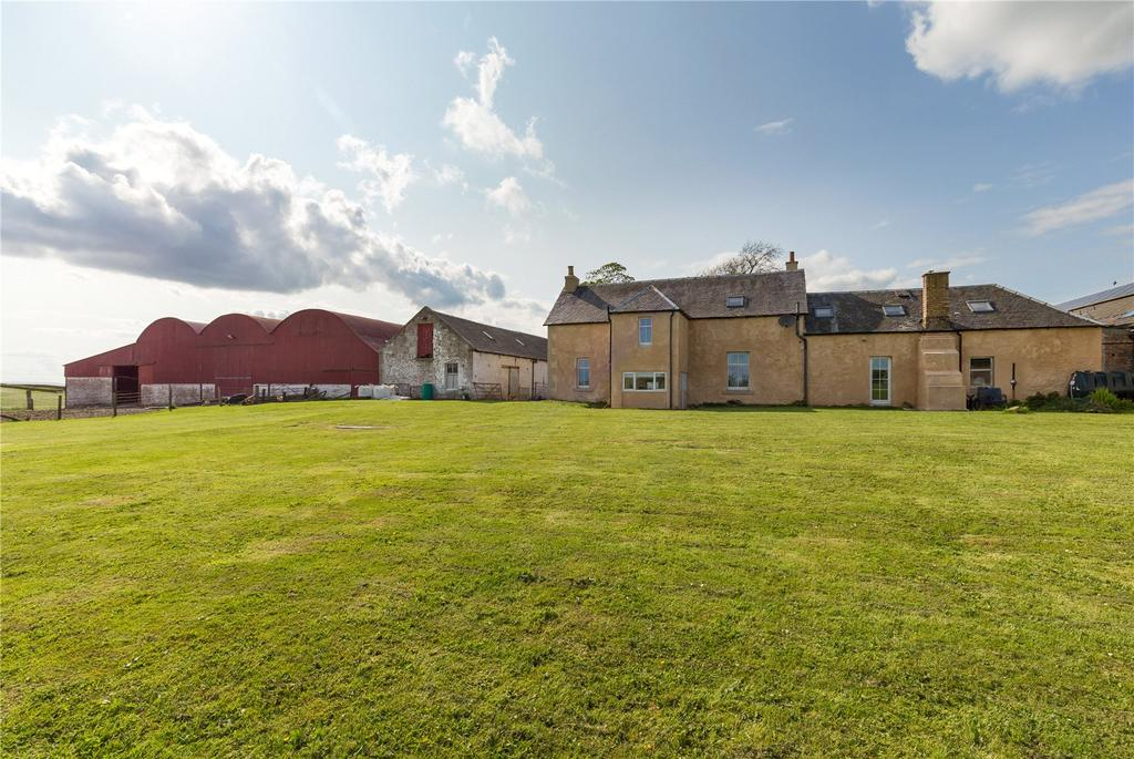 5 Bedrooms Detached House for sale in Mid Lambroughton Farm, By Kilmaurs, North Ayrshire, KA3