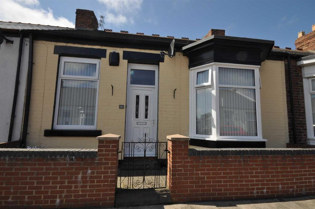 2 Bedrooms Cottage House for sale in Erith Terrace, St Gabriels, Sunderland